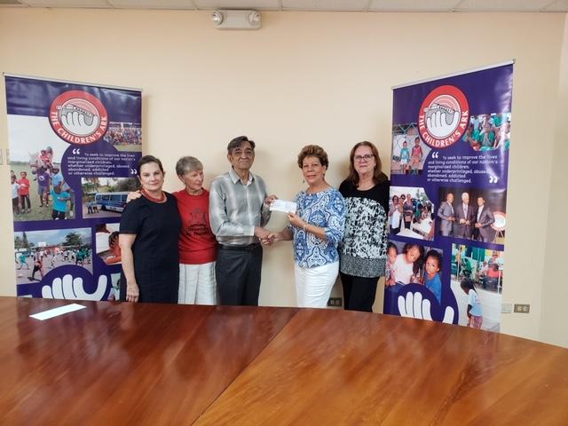 Donation from Nairobi